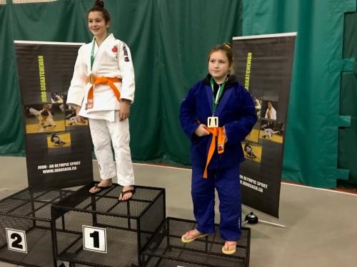 Isabella McLean - judo